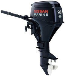 nissan marine 9,8