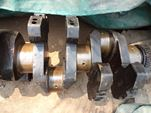 Yanmar-type M200L ST crankshaft